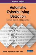 Automatic Cyberbullying Detection