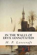 In the Walls of Eryx (Annotated)