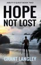 Hope Not Lost