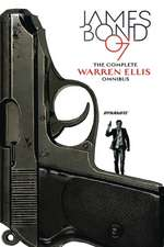 James Bond Warren Ellis Collection