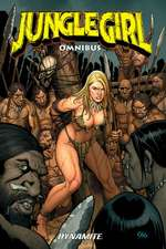 Frank Cho's Jungle Girl: The Complete Omnibus TPB