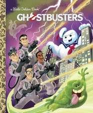Ghostbusters Little Golden Book