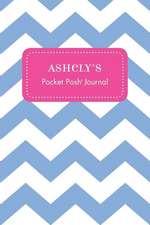 Ashely's Pocket Posh Journal, Chevron