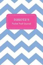 Dakota's Pocket Posh Journal, Chevron