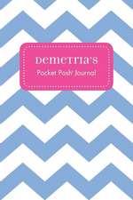Demetria's Pocket Posh Journal, Chevron