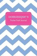 Dominique's Pocket Posh Journal, Chevron