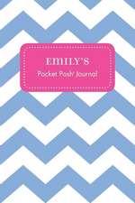 Emily's Pocket Posh Journal, Chevron