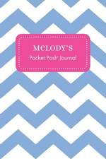 Melody's Pocket Posh Journal, Chevron