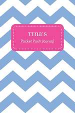 Tina's Pocket Posh Journal, Chevron