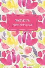 Wendi's Pocket Posh Journal, Tulip