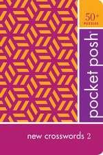 Pocket Posh New Crosswords 2
