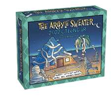 The Argyle Sweater 2022 Day-to-Day Calendar