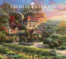 Thomas Kinkade Studios 2022 Deluxe Wall Calendar