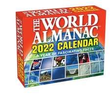 World Almanac 2022 Day-to-Day Calendar