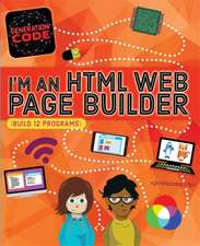 Wainewright, M: Generation Code: I'm an HTML Web Page Builde