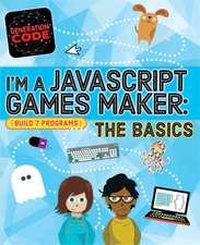 Wainewright, M: Generation Code: I'm a JavaScript Games Make