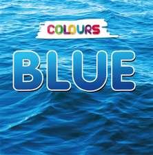 Woolfitt, G: Colours: Blue