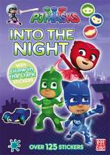 Masks, P: PJ Masks: Into the Night