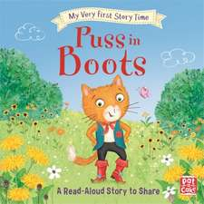My Very First Story Time: Puss in Boots