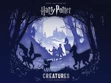 Harry Potter – Creatures: A Paper Scene Book