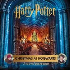 Harry Potter – Christmas at Hogwarts: A Movie Scrapbook