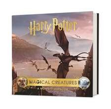 Harry Potter – Magical Creatures: A Movie Scrapbook