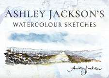 ASHLEY JACKSONS WATERCOLOUR SKETCHES