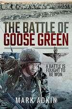 BATTLE OF GOOSE GREEN