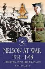 NELSON AT WAR 19141918