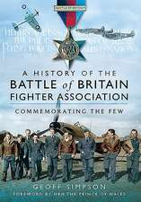 HISTORY OF THE BATTLE OF BRITAIN FIGHTER