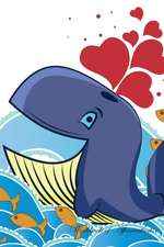 Whale Full Of Love Workbook of Affirmations Whale Full Of Love Workbook of Affirmations