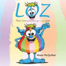 Loz The Worry-Eating Monster
