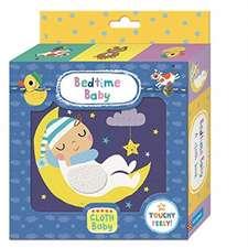 Vincent, K: Bedtime Baby Cloth Book