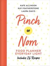 PINCH OF NOM FOOD PLANNER EVERYDAY LIGHT