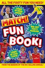 Match! Fun Book