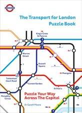TfL London Puzzle Book