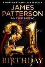 Patterson, J: 21st Birthday