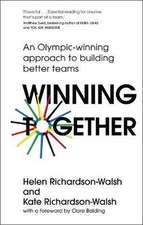 Richardson-Walsh, K: Winning Together