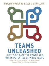Teams Unleashed: How to Release the Power and Human Potential of Work Teams