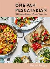 One Pan Pescatarian