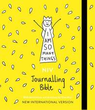 NIV Bible for Journalling and Verse-Mapping 1