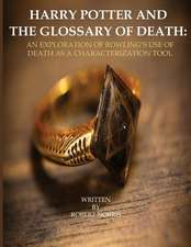 Harry Potter and the Glossary of Death