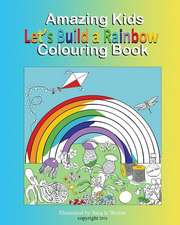 Amazing Kids Colouring Book