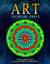 Art Coloring Pages, Volume 8