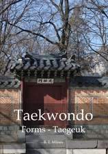 Taekwondo Forms - Taegeuk