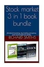 Stock Market 3 in 1 Book Bundle