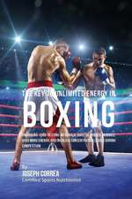 The Key to Unlimited Energy in Boxing