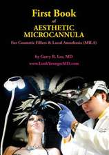 First Book of Aesthetic Microcannula
