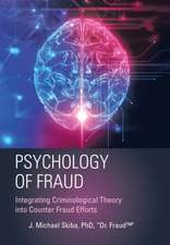 Psychology of Fraud