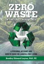 Zero Waste in the Last Best Place